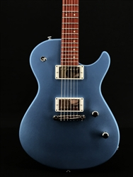 Skermetta Guitars Petros R-100 in Satin Blue Metallic