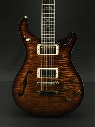 PRS McCarty 594 Artist Package Semi-Hollow LTD Edition in Black Gold Burst
