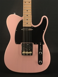 Suhr Classic T Paulownia in Shell Pink