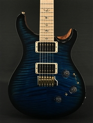 PRS Artist Package Custom 24 Piezo in River Blue Smokeburst