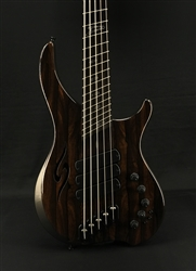 Dingwall Afterburner II 5-String with Ziricote Top