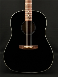 Beard DecoPhonic Highball 137 Deluxe in Black with Texas Headstock Inlay