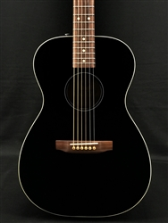 Beard DecoPhonic Sidecar 137 Deluxe in Black with Texas Headstock Inlay