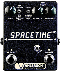 Vahlbruch FX SpaceTime Delay and Echo Pedal