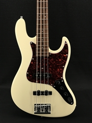Sadowsky Metroline 21 Fret Vintage J Bass 4 String in Olympic White