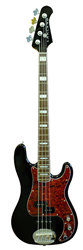 Lakland Skyline 44-64 Custom PJ in Black