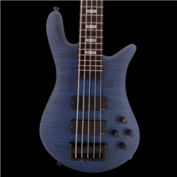 Spector Euro5 LX in Black and Blue