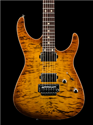 Tom Anderson Angel in Deep Tobacco Fade with Binding
