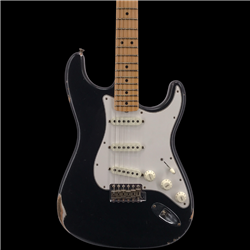 Fender Custom Shop 1968 Relic Strat in Aged Black