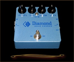 Diamond HCH-1 Halo Chorus Pedal