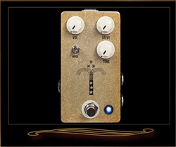 JHS Morning Glory V4 Discreet Overdrive Pedal