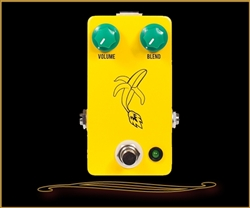 "JHS ""Banana Boost"" Broad Range Booster Pedal at The Guitar Sanctuary"