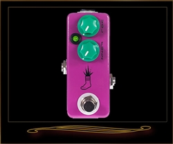 JHS Mini Foot Fuzz Pedal at The Guitar Sanctuary
