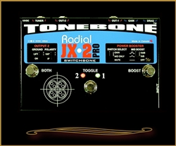 Radial JX-2 Pro Switchbone Amp Switcher