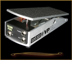Ernie Ball 6180 VP JR 250K Volume Pedal for use with Passive Electronics