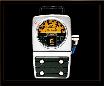 Peterson Vss-c StroboStomp Classic Strobe Tuner Pedal at The Guitar Sanctuary McKinney Texas