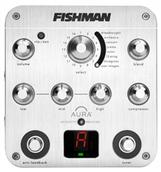 Fishman Aura Spectrum DI Acoustic Guitar Preamp