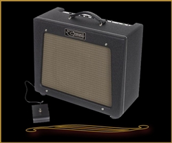 Carr Rambler 1x12 Combo in Black