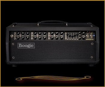 Mesa Boogie Mark V Medium Head in Black Taurus
