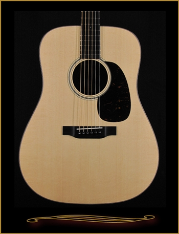 "Collings D1 with 1 3/4"" Nut Width at The Guitar Sanctuary McKinney Texas"