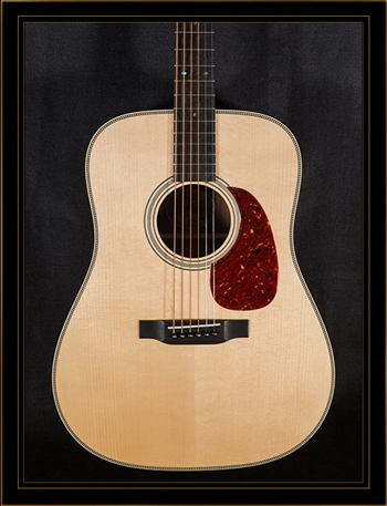 "Collings D2HA with 1 3/4"" Nut Width and Adirondack Spruce Top"