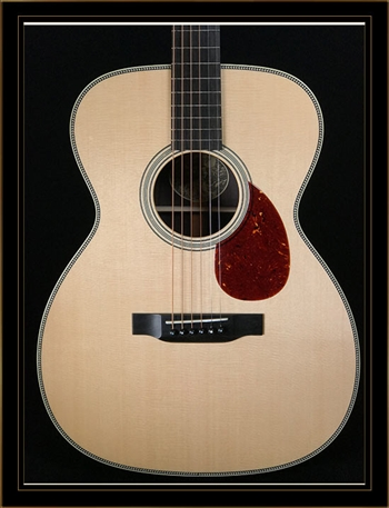 "Collings OM2H with 1 3/4""  Nut Width"