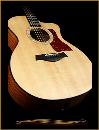 Taylor 114CE Grand Auditorium Acoustic/Electric with Cutaway at The Guitar Sanctuary