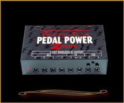 Voodoo Lab Pedal Power 2 Plus Pedalboard Power Supply