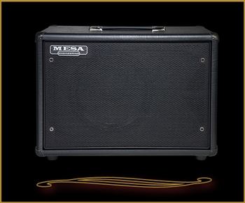 Mesa Boogie Compact 1x12 Widebody Closed Back Cabinet at The Guitar Sanctuary McKinney Texas