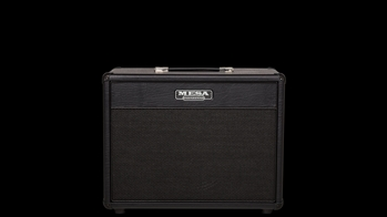 "Mesa Boogie 1x12 Lone Star 23"" Wide Cabinet in Black Taurus"
