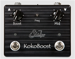 Suhr Koko Boost at The Guitar Sanctuary McKinney Texas