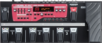 Boss RC-300 Loop Station at The Guitar Sanctuary McKinney Texas