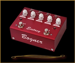 Bogner Ecstasy Red Pedal at The Guitar Sanctuary McKinney Texas