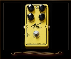 Xotic AC Booster Pedal at The Guitar Sanctuary McKinney Texas