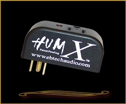 Ebtech Hum-X Hum Exterminator at The Guitar Sanctuary McKinney Texas