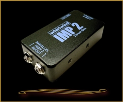 Whirlwind IMP 2 Direct Box at The Guitar Sanctuary McKinney Texas