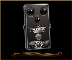 "Mesa Boogie GRID SLAMMERâ""¢ Overdrive Pedal at Mesa Boogie North Dallas The Guitar Sanctuary McKinney Texas"