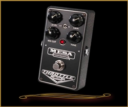 "Mesa Boogie THROTTLE BOXâ""¢ Distortion Pedal at Mesa Boogie North Dallas The Guitar Sanctuary McKinney Texas"