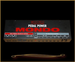 Voodoo Lab Pedal Power MONDO at The Guitar Sanctuary McKinney Texas