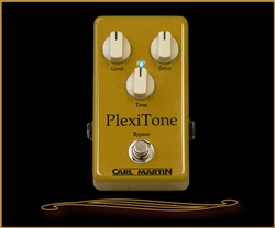 Carl Martin PlexiTone Single Channel Version at The Guitar Sanctuary McKinney Texas
