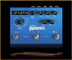Strymon Mobius Modulation Effect Pedal at The Guitar Sanctuary McKinney Texas