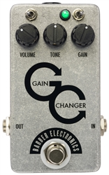 Barber Gain Changer Overdrive Pedal Raw Sparkle