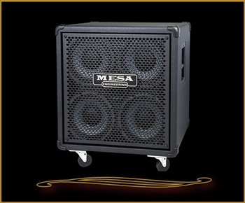 Mesa Boogie Standard Powerhouse 4x10 Bass Cabinet at The Guitar Sanctuary McKinney Texas