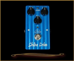 Suhr Shiba Drive LE Overdrive at The Guitar Sanctuary McKinney Texas