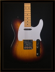Suhr Classic T Antique in 2-Tone Tobacco Burst