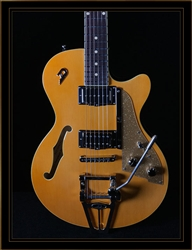 Duesenberg Starplayer TV in Transparent Orange