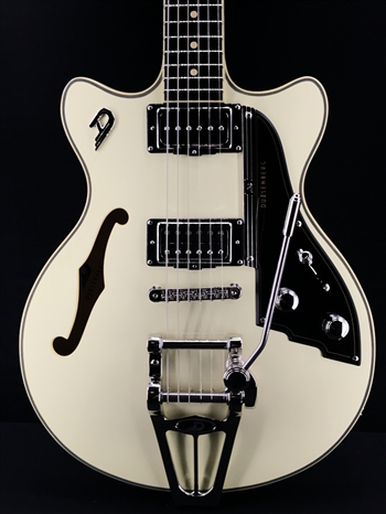 Duesenberg StarPlayer TV Fullerton in Vintage White
