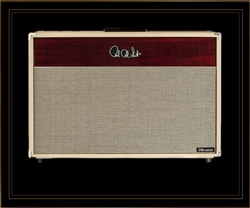 PRS David Grissom Signature DG 2x12 Open Back Cabinet