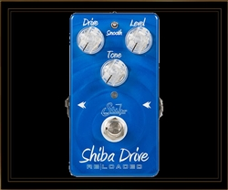 Suhr Shiba Drive Reloaded Overdrive at The Guitar Sanctuary McKinney Texas