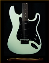 Charvel Jake E Lee Signature Model in Pearl White at The Guitar Sanctuary McKinney Texas